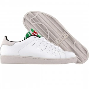 ALIFE Court Cup - Leather (white)