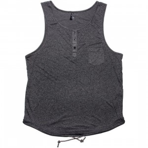 ARSNL Oracle Tank Top (charcoal speckle)