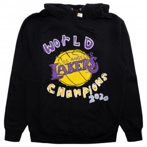 After School Special x NBA Men Lakers World Champ 2020 Hoody (black)