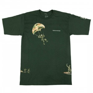 BAIT x Toy Story Men The Army Men Tee (green / forest)