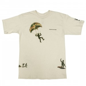 BAIT x Toy Story Men The Army Men Tee (sand)