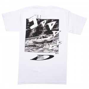 BAIT x Initial D Men Drift Design Tee (white)