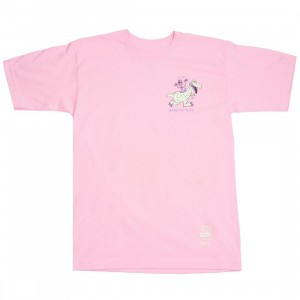 BAIT x Toy Story Men Made To Play Rex Tee (pink)
