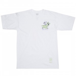 BAIT x Toy Story Men Made To Play Rex Tee (white)