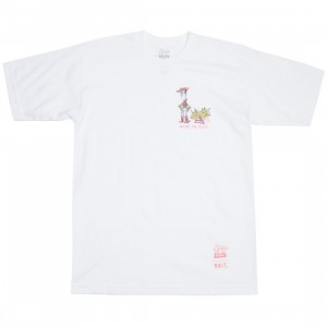 BAIT x Toy Story Men Made To Play Woody Tee (white)