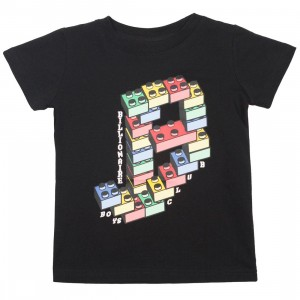 Billionaire Boys Club Youth Blocks Tee (black)