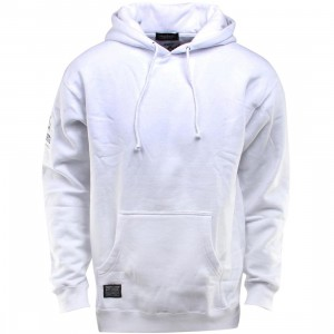 Bloodbath Ethereal Pullover Hoody (white)