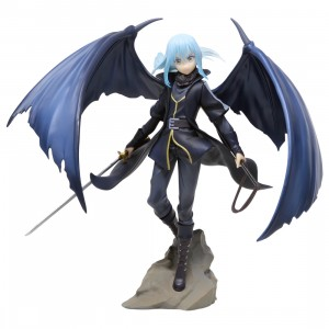Bandai Ichibansho That Time I Got Reincarnated As A Slime Rimuru Harvest Festival Figure (black)