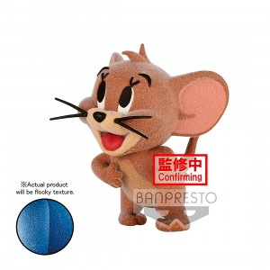 PREORDER - Banpresto Fluffy Puffy Tom And Jerry - Jerry Figure (brown)