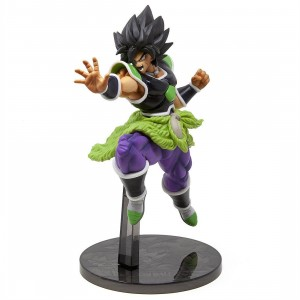 Banpresto Dragon Ball Super The Movie Ultimate Soliders The Movie Vol 1 Rage Mode Broly (green)