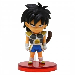 Banpresto Dragon Ball Super Broly Movie World Collectable Figure Vol. 3 - 18 Young Broly (black)