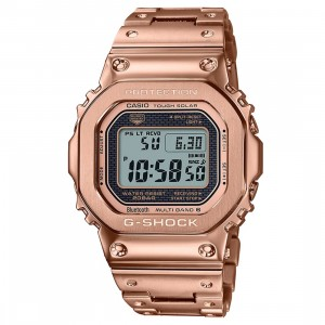 G-Shock Watches GMWB5000GD Metal Watch (gold / rose gold)