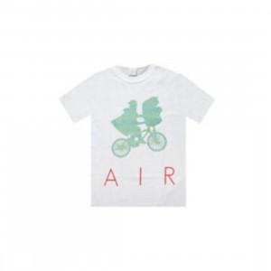Caked Out Heir 2 Tee (white / blue / yellow / red)
