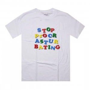 Caked Out Magnets Tee (white)