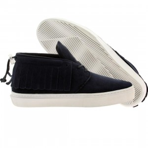 Clear Weather Men The One-O-One Mid Top (navy)
