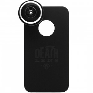 Death Lens iPhone 4  and 4S Fisheye Lens Case (black)