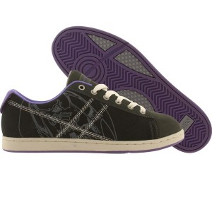 Etnies Plus Sly 2 Disney Collaboration (black / grey / purple)
