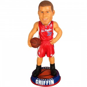 Forever Collectibles Blake Griffin 36 Inch Bobblehead - Away Jersey (red) - PYS.com Exclusive