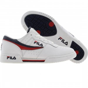 Fila x PYS Original Fitness - PYS 10th Anniversary (white / pct / china red) - PYS Collab