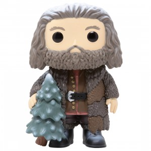 Funko POP Harry Potter Holiday - 6 Inch Rubeus Hagrid (brown)