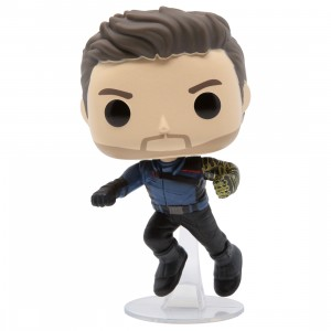 Funko POP Marvel The Falcon And The Winter Soldier - Winter Soldier (navy)