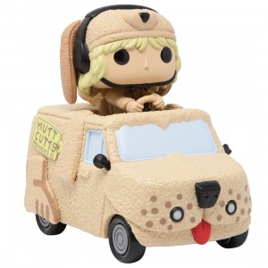Funko POP Rides Dumb And Dumber - Harry Dunne In Mutts Cutts Van (tan)