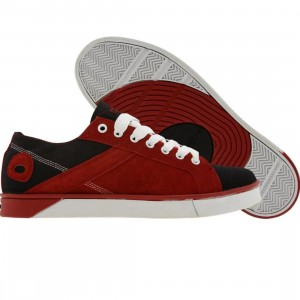 Heyday Shift Low (black / red)