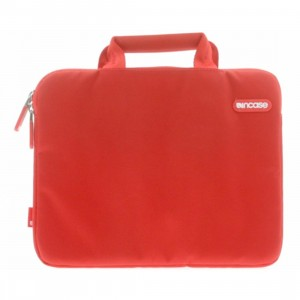 Incase Nylon Sleeve With Handles For iPad (red)