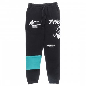 Ice Cream Men Global Jogger Pants (black)