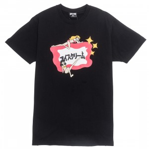Ice Cream Men Groupies Tee (black)