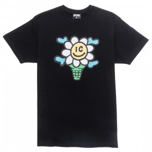 Ice Cream Men Dotty Tee (black)