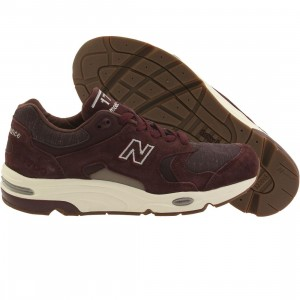 New Balance Men 1700 Explore by Sea M1700DEA Made In USA (burgundy / brown)