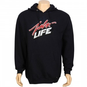 JSLV Coldie Pullover Hoody (navy)