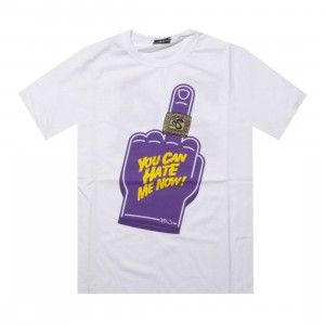 K1X You Can Hate Me Now Tee (white)