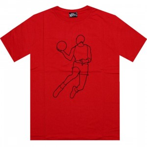 K1X Le Dunk 1985 Tee (red / black)
