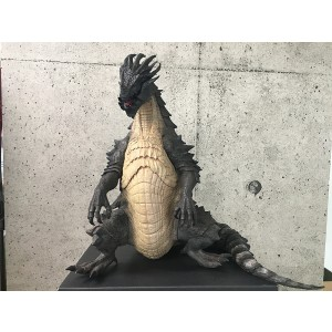 CCP Monster Hunter Lao-Shan Lung Color Variation Figure (gray)