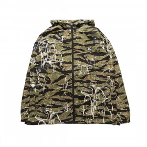 Futura Laboratories Men Pointman Windbreaker (camo)