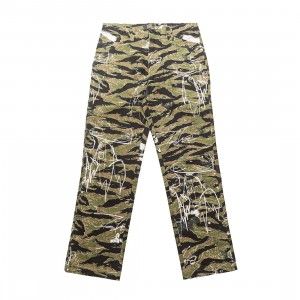 Futura Laboratories Men Chino Pants (camo)