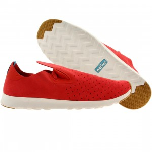 Native Men Apollo Moc (red / torch red / shell white)