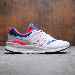 New Balance Men 997 CM997HAJ (white / laser blue)