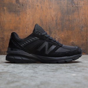 New Balance Men 990V5 M990BB5 - Made In USA (black)