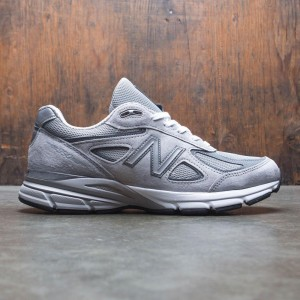 New Balance Men 990v4 M990GL4 Width 2E Wide - Made In USA (gray / castlerock)
