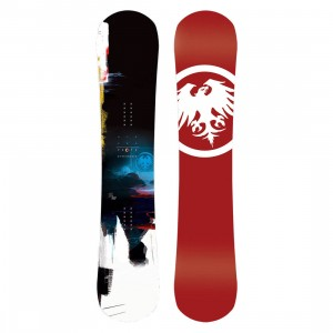 Never Summer 2021 Proto Synthesis Snowboard (multi)
