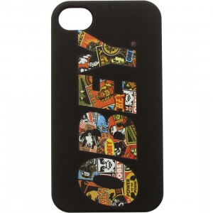 Obey Collage iPhone 4/4S Snapcase (black)
