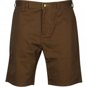Obey Good Times Shorts (brown / sepia)