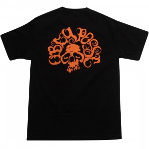 Obey Psychedelic Posse Tee (black)