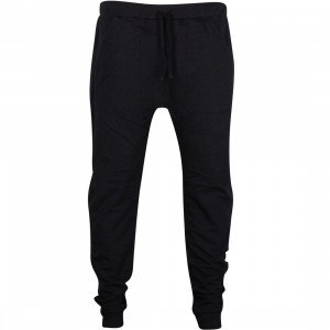 Publish Colinson Light Weight Fleece Slouch Style Pants (navy)