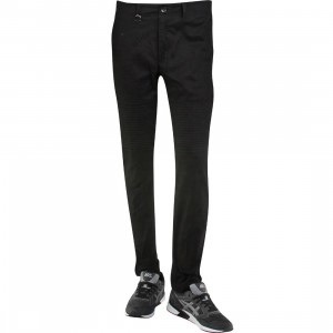 Publish Magna Stretch Twill With Ridge Quiliting Pants (black)