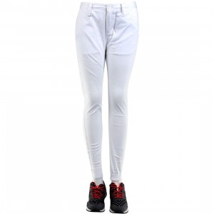 Publish Women Hanna Stretch Twill Jogger Pants (white)