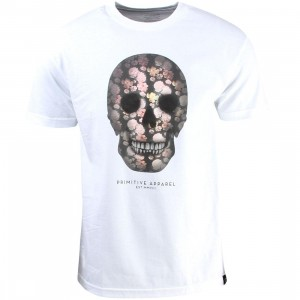 Primitive Departed Tee (white)